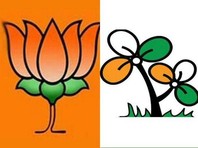 country made bomb used in a clash between bjp-tmc
