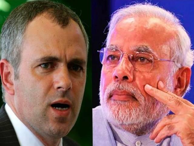 bjp distorting political condition in the state of jammu and kashmir says omar abdullah