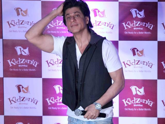 Shahrukh Khan audio message for fans on social networking site Twitter