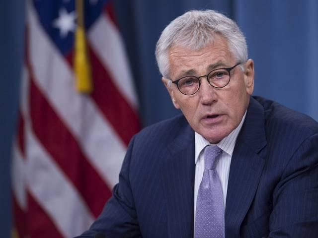 chuck hagel resigns as american defence minister