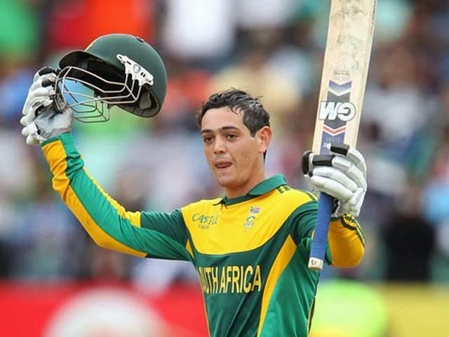 South Africa Cricket_Team India_Super Record_Quinton de Kock