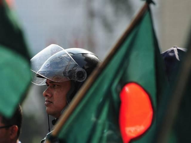 bangladesh opposes the decision of hearing on war crimes