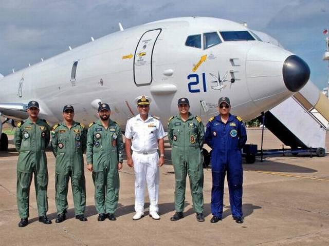 Boeing delivers sixth P8I maritime patrol aircraft to India