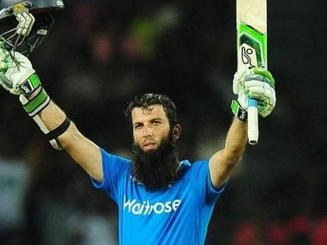 Moeen Ali hits maiden ODI century in defeat