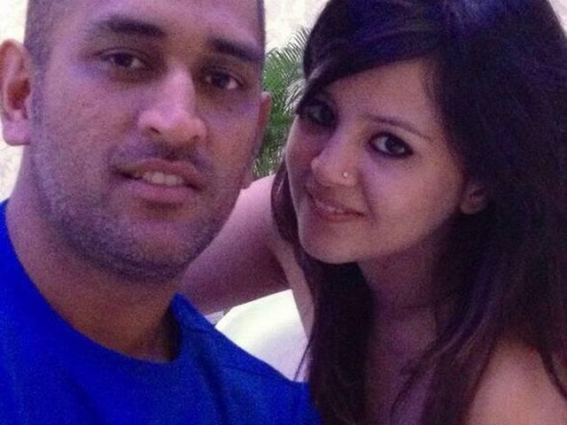 Is captain cool Dhoni to be daddy cool soon?