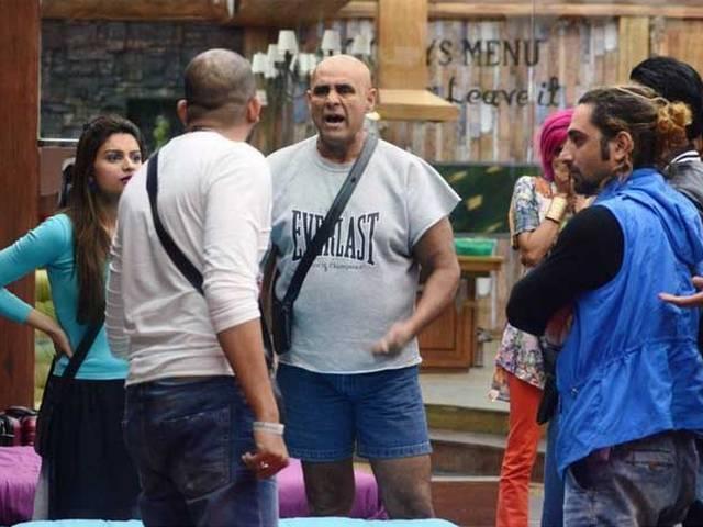 Sonali Slaps Ali for Inappropriate Comment