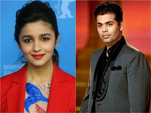 Karan Johar: I requested Imtiaz to cast Alia in 'Highway'