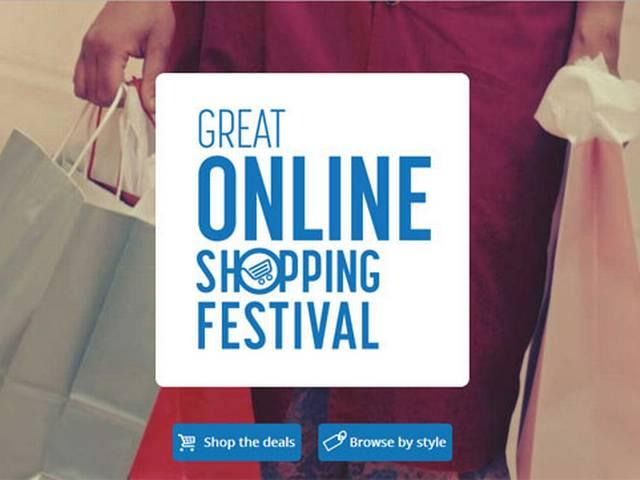 E commerce players gear up for Google's e-shopping festival