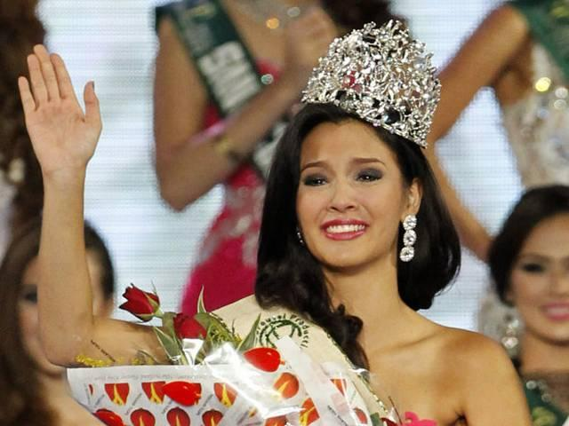 Philippines' bet crowned Miss Earth 2014