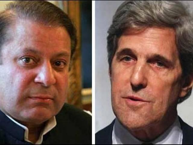 John Kerry to meet Pakistan PM Nawaz Sharif in London this week