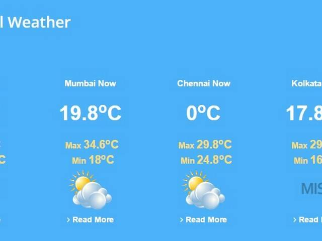 this year winter likely to be less cold than usual: IMD