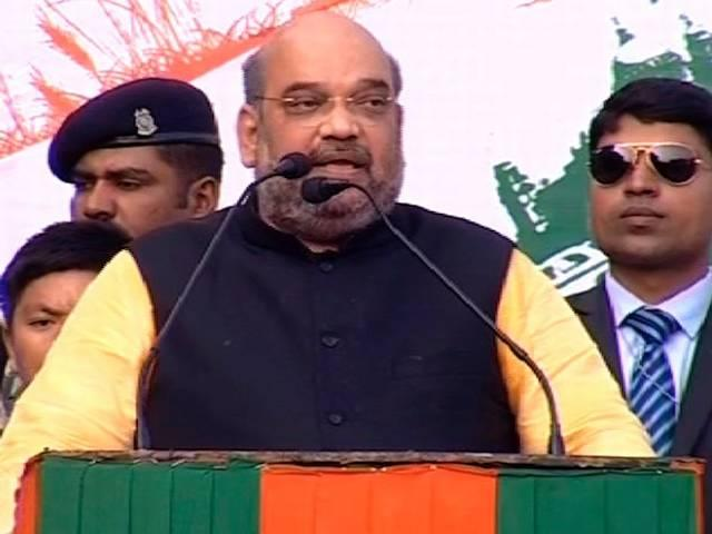 Rahul's campaign made victory easy for BJP: Shah