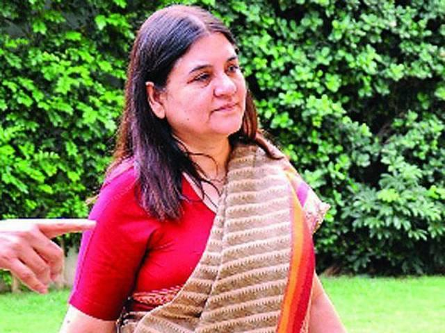 Maneka Gandhi pitches for 33 pc women police force at all stations