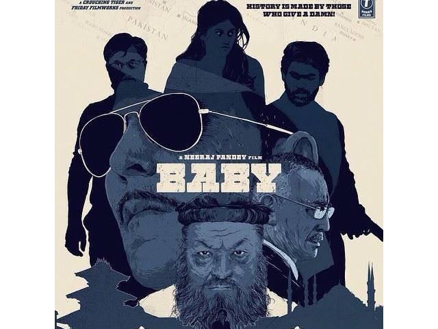 Akshay Kumars Most awaietd film BABY trailor realise
