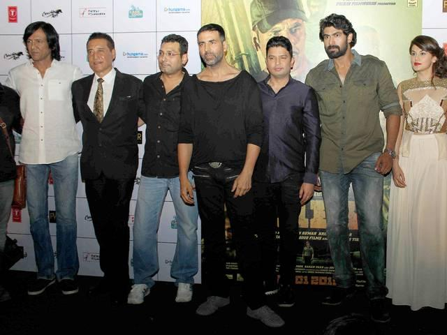 Trailer launch of film Baby