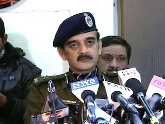 पीड़ित के दोस्त के आरोपों को दिल्ली पुलिस ने नकारा