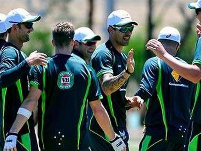 australian team mate