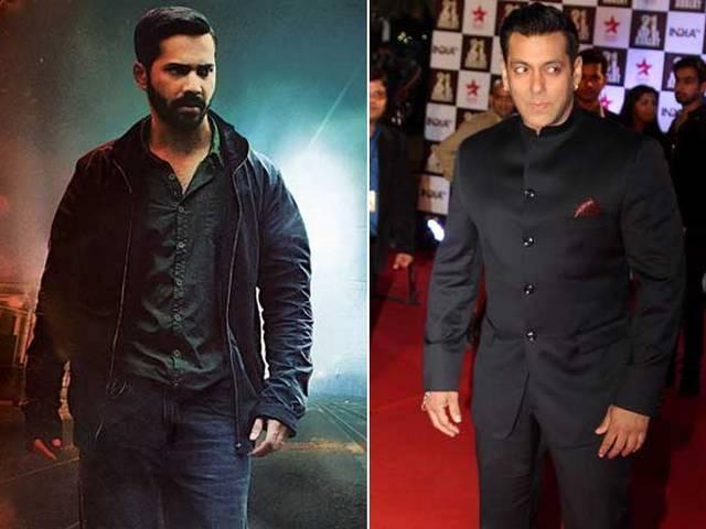 Varun Dhawan has found a fan in superstar Salman Khan.