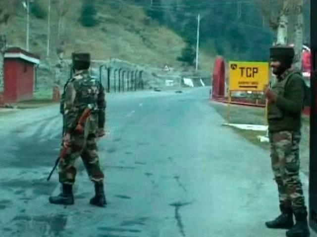 uri encounter and army action