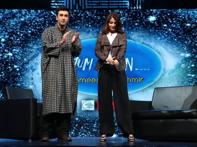 Ranbir Kapoor, Anushka Sharma to auction movie costumes to help flood survivors in Kashmir and Assam