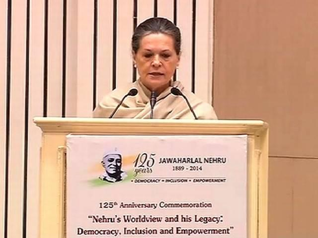 Youth Congress to play active role in party's revival: sonia gandhi