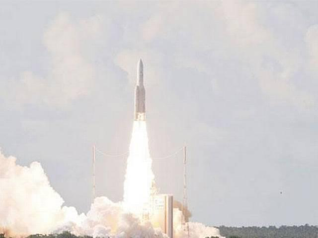 GSAT 16 launch deferred for second time due to bad weather