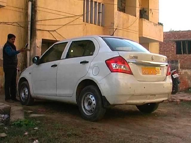 Woman professional raped by cab driver
