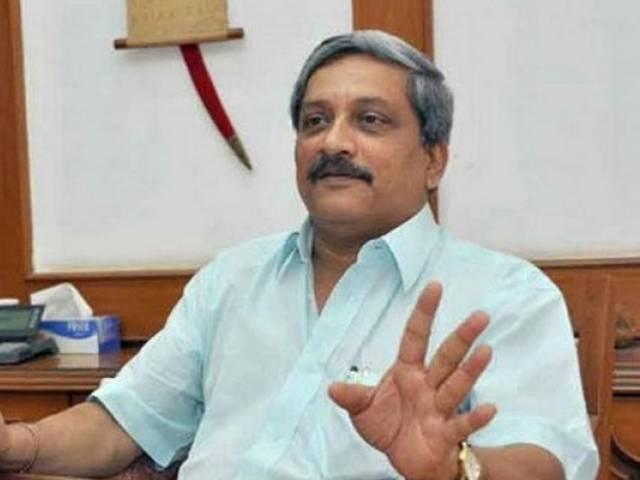 Attack because Pakistanis unnerved by voter turnout in Kashmir Parrikar said