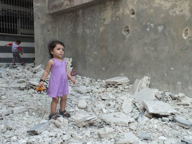united nations appeals the countries of the world to rehabilitate 1.8 lakh people of syria