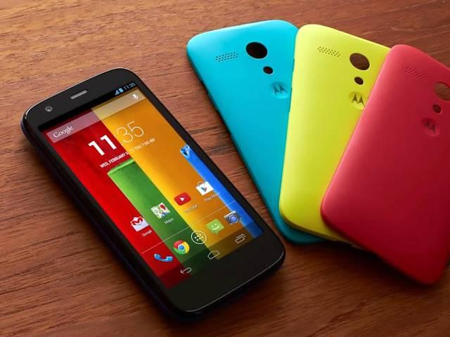 Android 5.0 Lollipop Update Starts Rolling Out to Moto G (Gen 1) in India