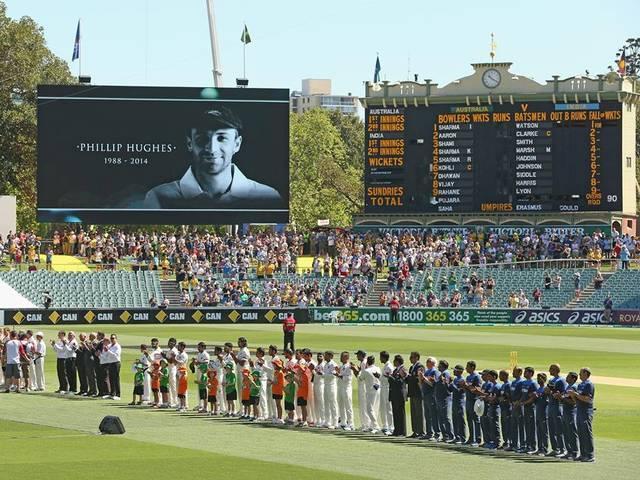 Team India_Philip Hughes_Australia_