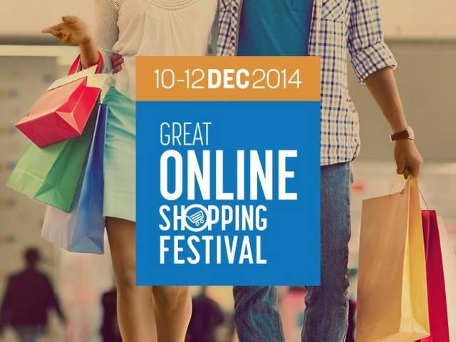 google shoping festival start from tomorrow