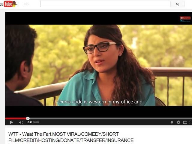 WTF – Waat The Fart.MOST VIRAL/COMEDY/SHORT