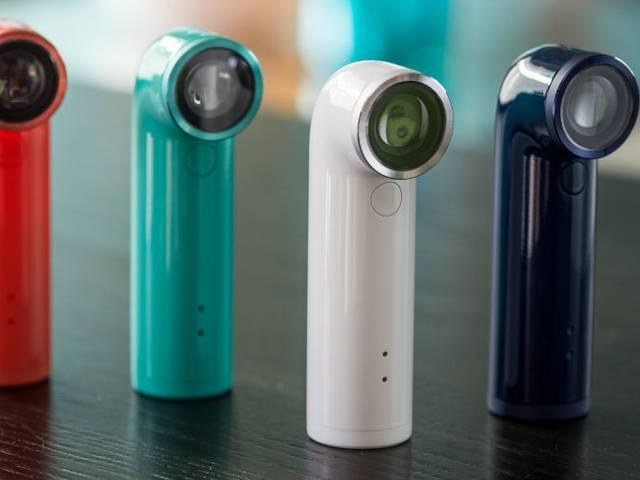 16 MP Handheld HTC RE Camera Rolls Out in India via Snapdeal