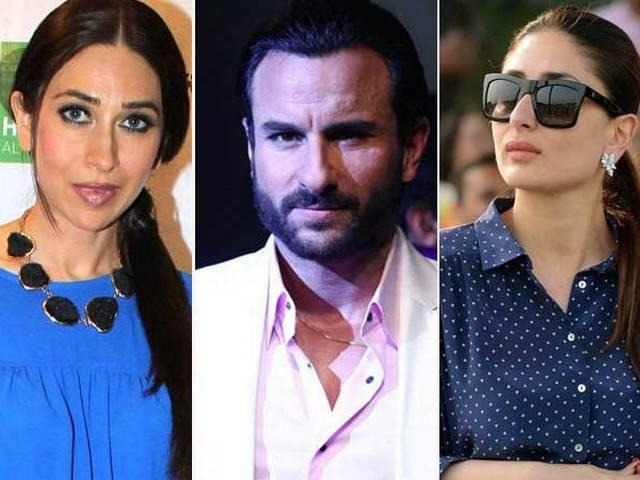 Kareena, Karishma played Saif, didn't depose in brawl case