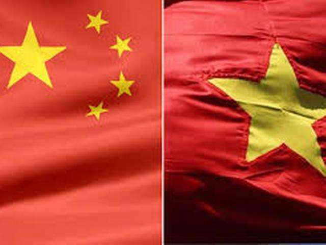 china rejects vietnam's claim on the island's in south china sea