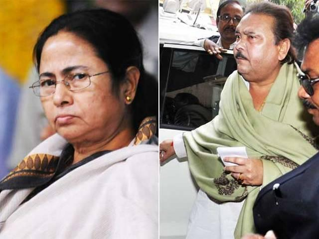 Mamata Banerjee's Minister Madan Mitra Arrested in Saradha Chit Fund Scam