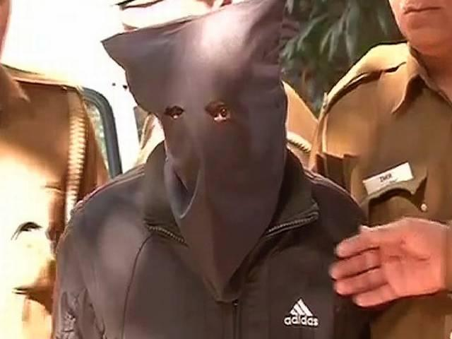 uber rape accused in tight security in tihar