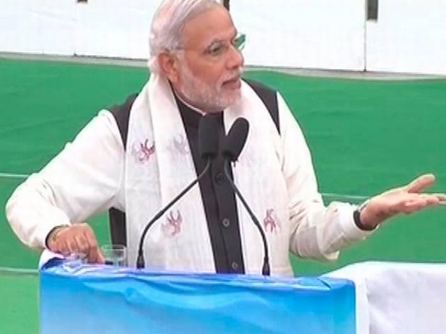 Suicide attempt victims need counselling not punishment: PM Modi