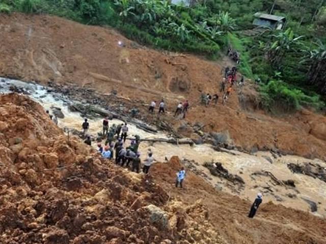 landslides in indonesia