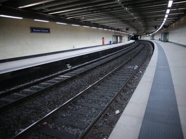 Strike Snarls Air, Rail Service to Brussels
