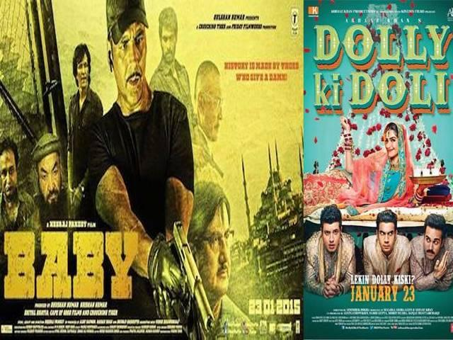 Sonam Kapoor's 'Dolly Ki Doli' clashes with Akshay Kumar's 'Baby'