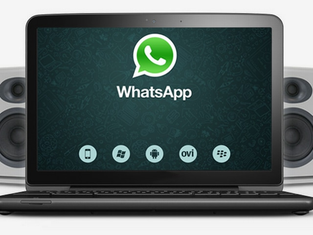 now whatsapp will run on web