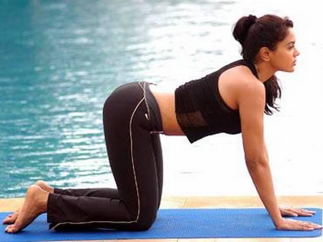 yoga can decrease the risk of heart disease
