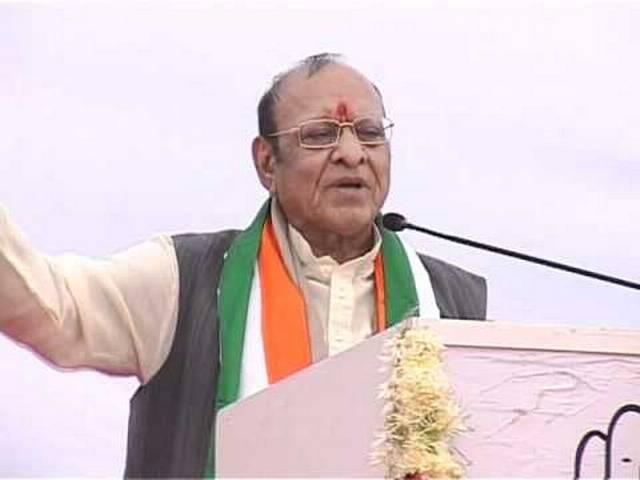 bjp helping isis spread its network in gujrat says shankar singh vaghela