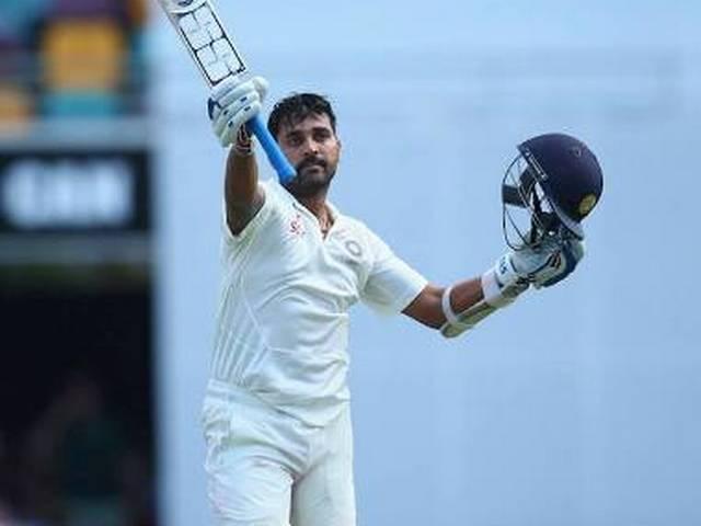 Team India_Australia_Australia Tour_Brisbane Test_
