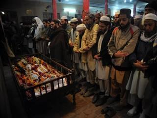 Pakistani Taliban Attack on Peshawar School Leaves 141 Dead