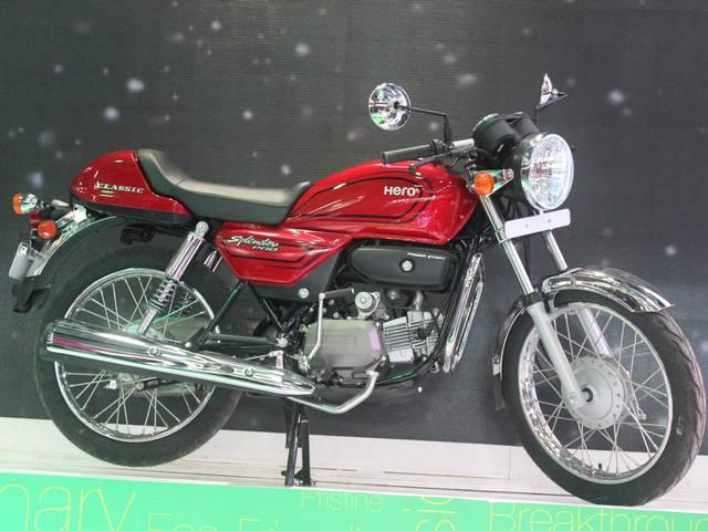 Hero MotoCorp to Sell Bikes Online Via Snapdeal