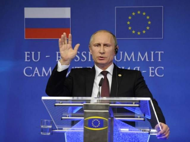 Vladimir Putin's Annual Year-End News Conference
