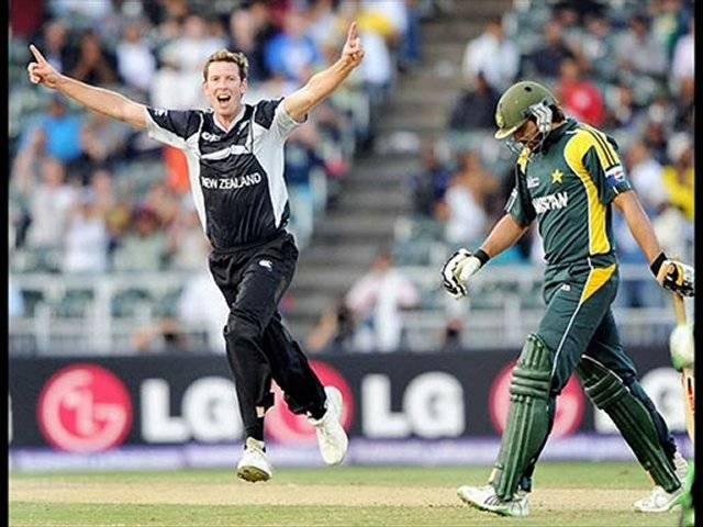 new zealand wins the one day series against pakistan by 3-2